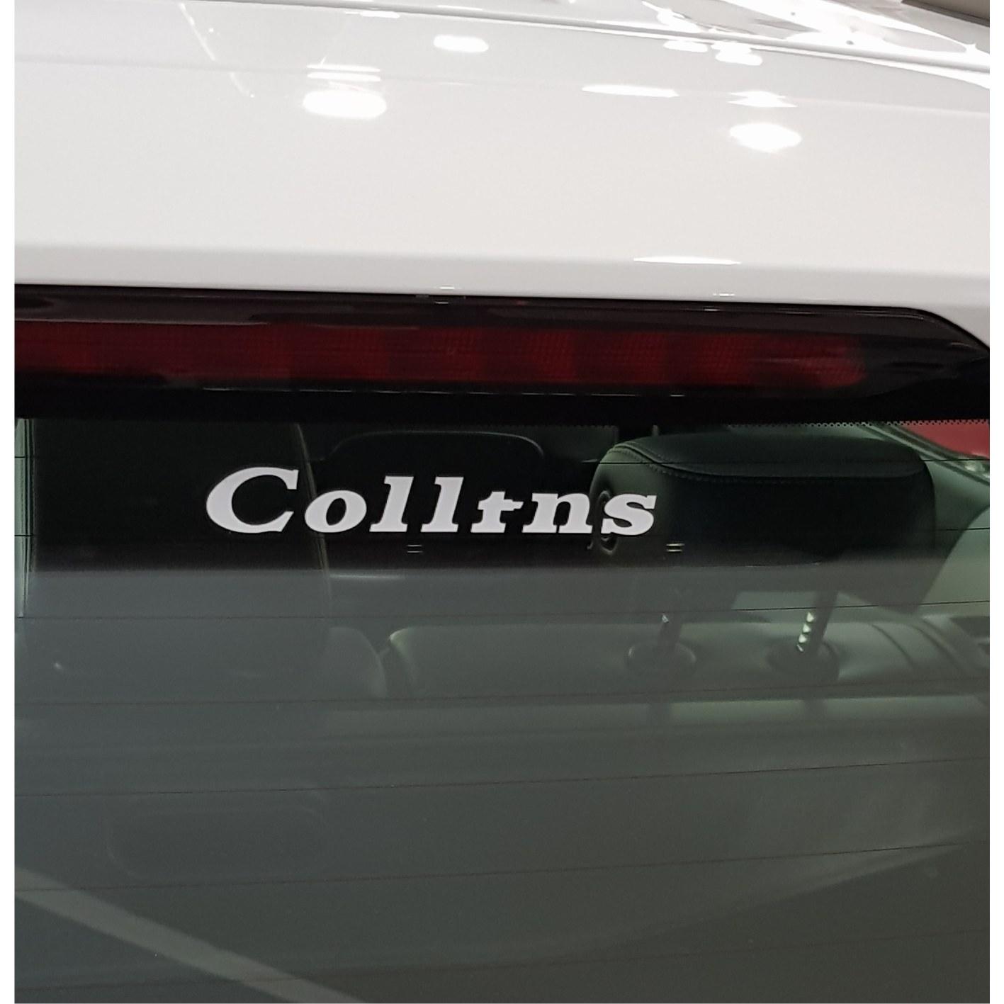Calco luneta Collins
