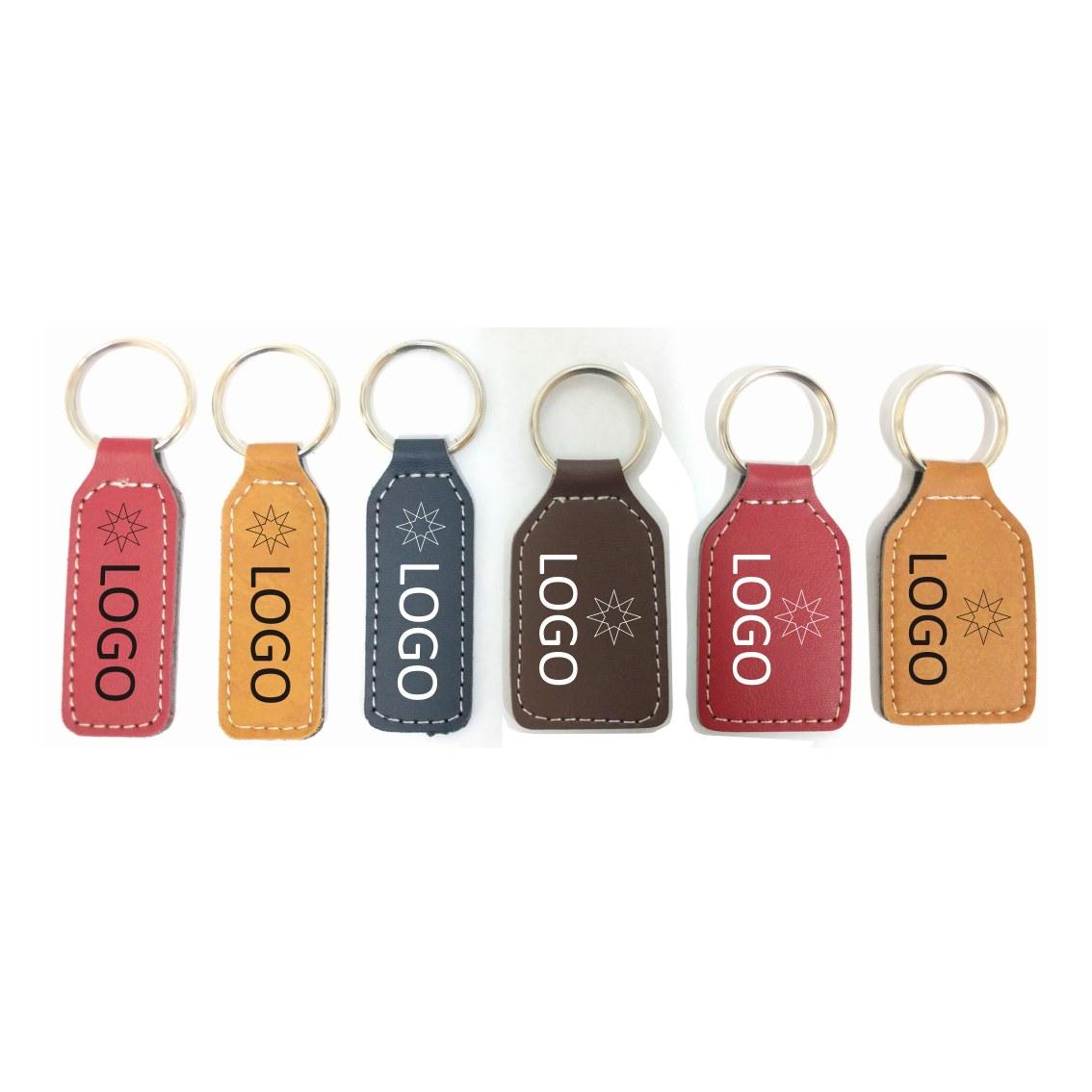 Art 60 – eco cuero con costura + logo 1 color