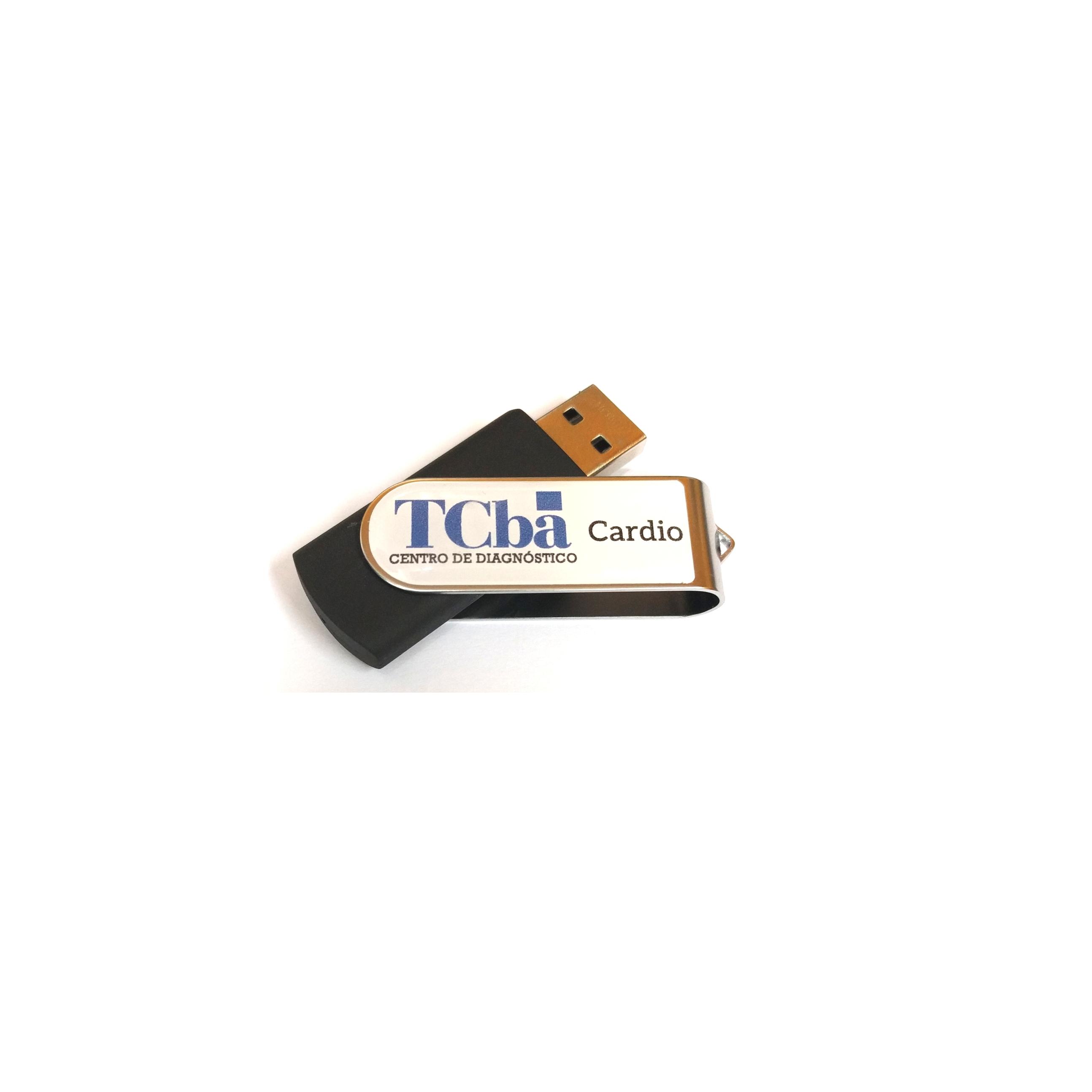Dome en pendrive TCBA